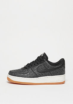 Basketballschuh Wmns Air Force 1 07 Premium black/black/sail