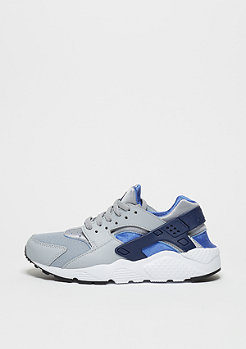 Laufschuh Air Huarache Run (GS) wolf grey/binary blue/comet blue