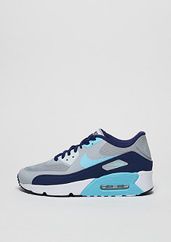 NIKE Schuh Air Max 90 Ultra 2.0 (GS) binary blue/vivid sky/wolf grey