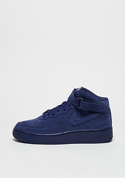 Basketballschuh Air Force 1 Mid 06 (GS) binary blue/binary blue/white