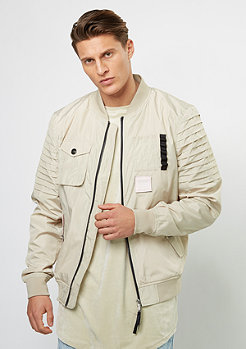 CSBL Bomber Pleated beige