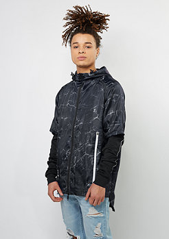 Übergangsjacke Layer Windbreaker Coast to Coast black