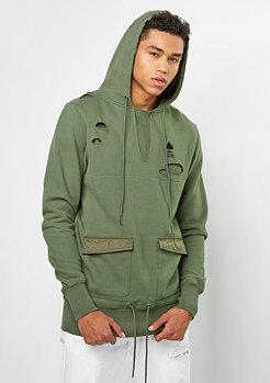 Hooded-Sweatshirt FRDM olive