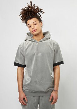 CSBL Hoody Short Sleeve New Age grey