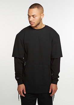 CSBL Crewneck Layer Epic Storm black