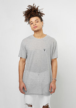 T-Shirt BL Wavey Long grey