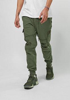 CSBL Sweatpants Spade Cargo olive