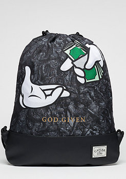 C&S WL Gymbag God Given black