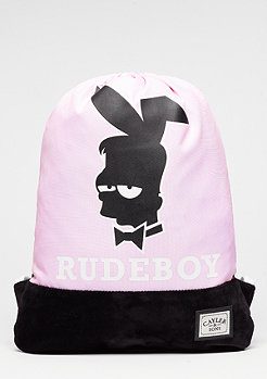 C&S WL Gymbag Rude pink