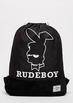 Turnbeutel WL Rude black