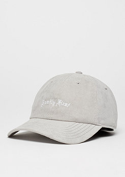 Baseball-Cap Family First Curved grey