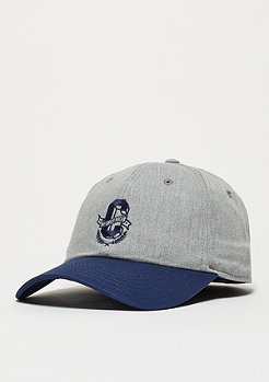 Baseball-Cap WL Frat Boy Curved grey