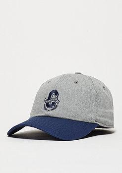 Baseball-Cap WL Frat Boy Curved grey