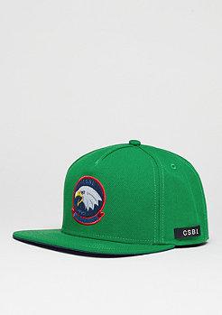 Snapback-Cap BL Freedom Corps green