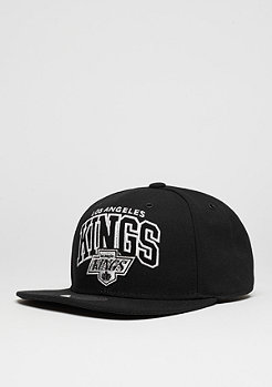 Snapback-Cap Black And White Arch NHL Los Angeles Kings black
