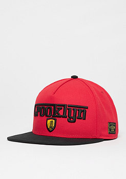 Snapback-Cap WL Speed Cap red
