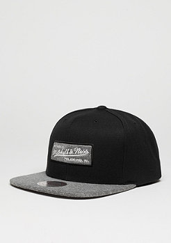 Melange Infill black/grey