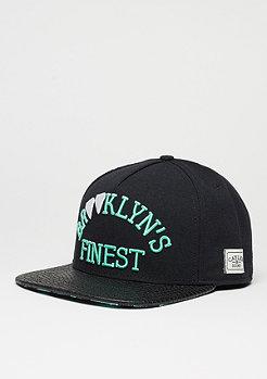 Snapback-Cap WL BK´s Finest black