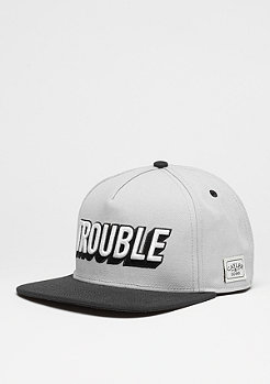 Snapback-Cap WL Trouble grey