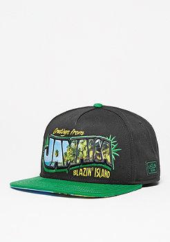 Snapback-Cap WL Blazin Island black