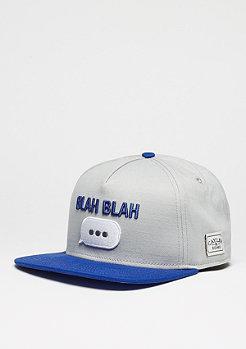 Snapback-Cap WL Blah Blah grey