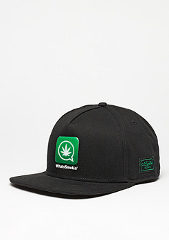 C&S WL Cap Whatssmokin black