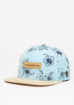 Snapback-Cap CL Cap Vibin blue