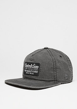 Snapback-Cap CL 1-800 grey