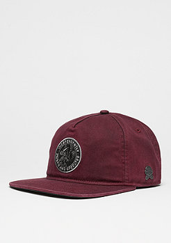 Snpaback-Cap CL Owners maroon