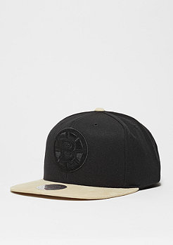 Snapback-Cap Max NHL Boston Bruins black/sand