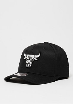 Basketball-Cap Black & White Logo 110 NBA Chicago Bulls black