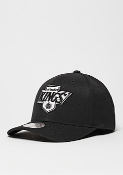 Black & White Logo 110 NHL Los Angeles Kings black