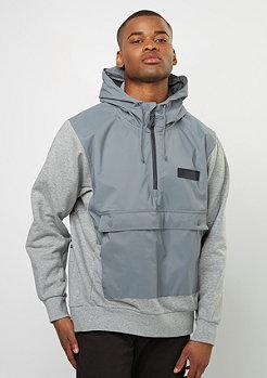 EVRT Hoodie Repel cool grey/dk grey heather
