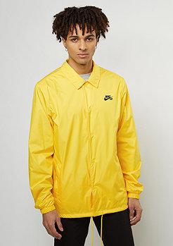 SB Jacket Coaches tour yellow/obsidian