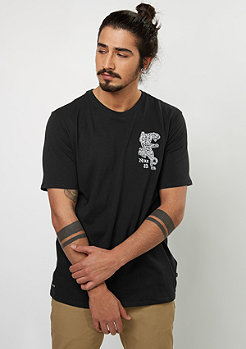 T-Shirt Dry DJ Jag black/white