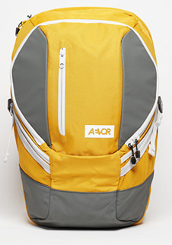 Rucksack Sportspack Golden Hour mustard/dark grey