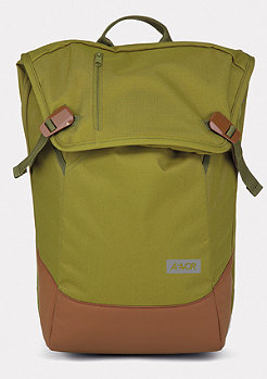 Daypack Woodland olive/brown