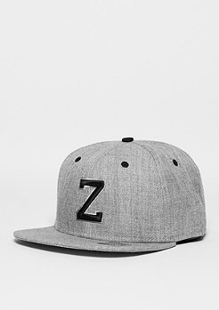 Letter Z heather grey