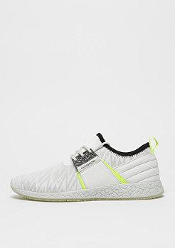 Schuh Katsuro white/yellow