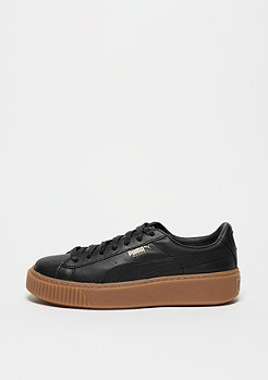 Schuh Basket Platform Core puma black/puma black
