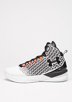 Basketballschuh Clutchfit Drive 3 white/phoenix fire/black