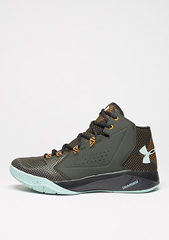 Basketballschuh Torch Fade artillery green/radiate/atlas green