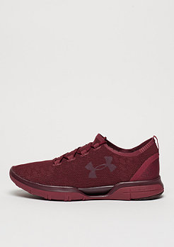 Under Armour Laufschuh Charged Coolswitch Run cardinal/cardinal/dark maroon