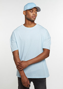 Basic Tee light blue