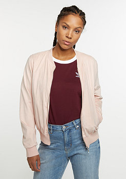 Flatbush Velours Blouson rose