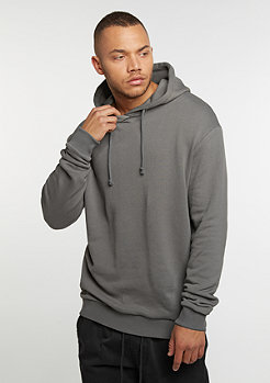 Hooded-Sweatshirt Terry Hoody charcoal