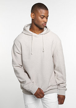 Hooded-Sweatshirt Terry sand