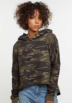 Hooded-Sweatshirt camo