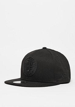 New Era 9Fifty BOB NBA Brooklyn Nets black/black