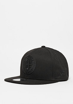 Snapback-Cap 9Fifty BOB NBA Brooklyn Nets black/black